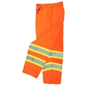 Radwear SP61 Hi-Viz Orange Class E Surveyor Safety Pants