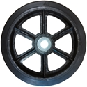 Replacement Rear Wheel for SPAR Roof Cutter