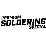 15% Off Premium Soldering Equipment