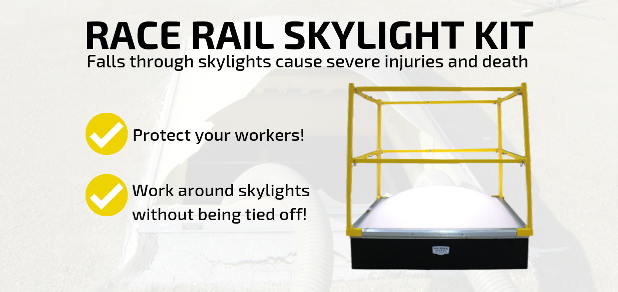 RACE Rail Skylight Kit